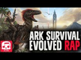 ARK SURVIVAL EVOLVED RAP By JT Machinima feat. Dan Bull -