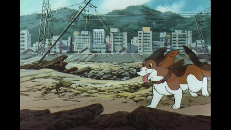 День, когда содрогнулась земля / Chikyuu ga Ugoita Hi (Озвучка) [FassaD Alister Garalas Elegra] [1997]