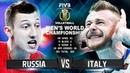 Russia vs. Italy   Highlights   Mens World Championship 2018