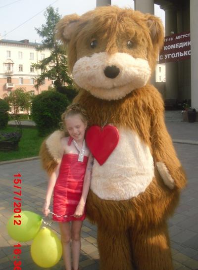 Полчик-Зайка Полина-Зай, 22 августа 1999, Кемерово, id227059748
