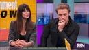 Катрина Балф и Сэм Хьюэн в интервью для канала EW о сексуальных сценах и многом другом [RUS SUB]