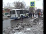 В Уфе троллейбус сбил пенсионера