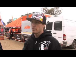 Cam Sinclair chats with MXTV