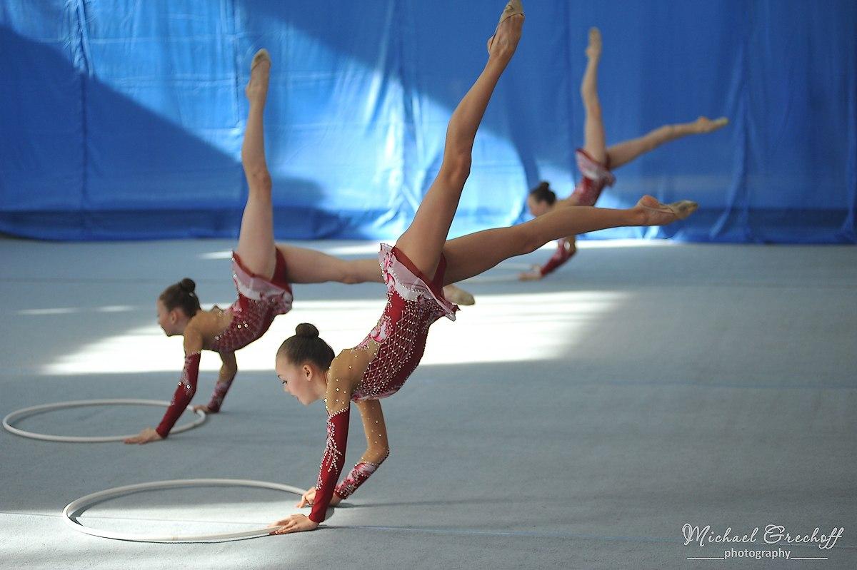Фото девушек гимнасток 18 фотография