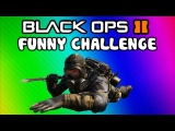 Black Ops 2 Funny Challenge - Hiding Tactics (Funny Moments, EPIC Win & Fails, Hidden Masters Fun)