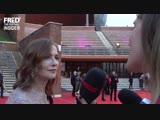 Isabelle Huppert - CAREER AWARD - Festa del cinema di Roma