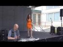 2018-06-09-YT-1-Праздничное гуляние в ИК СО РАН. Поёт Валерия Шашкова