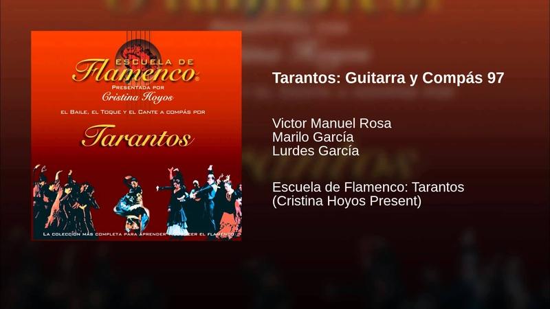 Tarantos: Guitarra y Compás 97