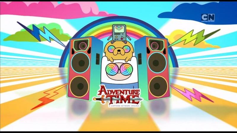 Время Приключений: Элементы! - По Будням В 08:40 На Cartoon Network!