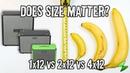 Does size matter 1x12 vs 2x12 vs 4x12 guitar cabinet shootout