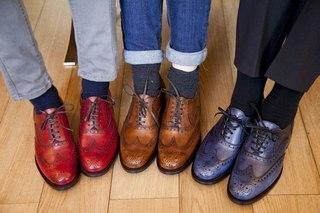 Производство обуви на Майорке
