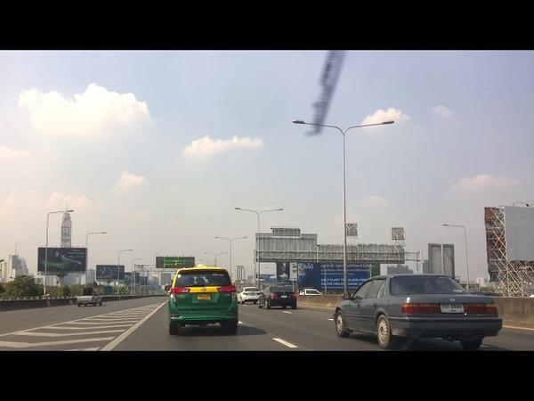 Дороги в Бангкоке. Таиланд