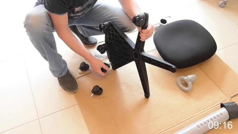 Mealux Oxford (C3-317) Инструкция по сборке детского кресла
