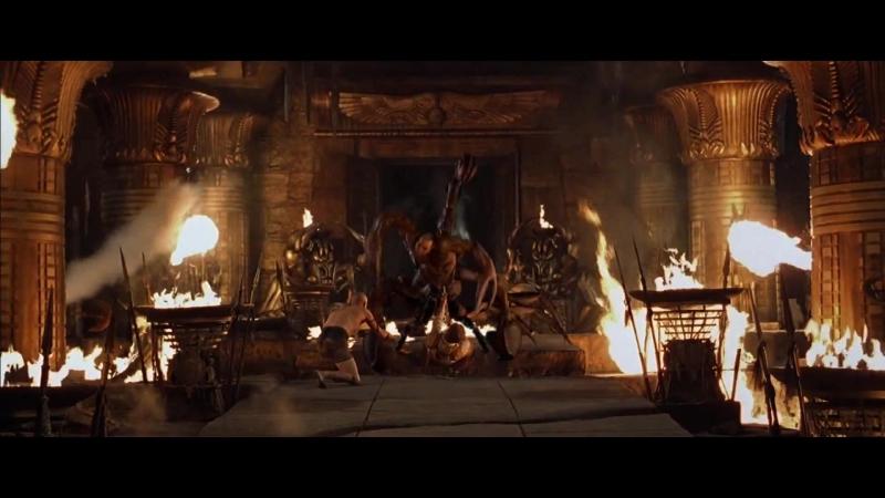 Смерть Царя скорпионов и Имхотепа Мумия возвращается