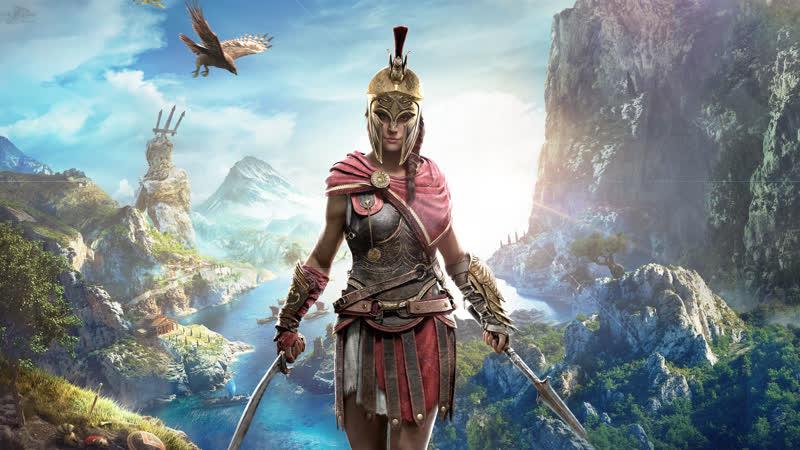 Сюжет Assassin's Creed Odyssey frostpunk
