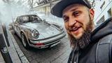 ILLSKILL На чём ездят богатые немцы Франкфурт как он есть Tesla Porsche design