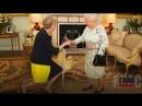 Тереза Мэй очень любит плясать с неграми и делать глубокие реверансы перед монархами