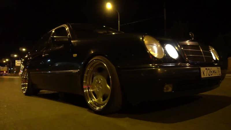 Mercedes - benz w210 e420 (@lanoche1)