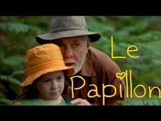 Le Papillon - Michel Serrault et Claire Bouanich (lyrics)[HD]
