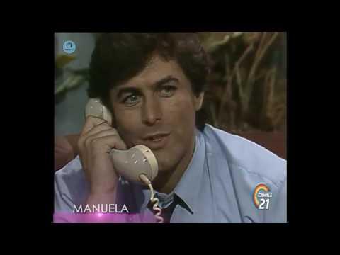 🎭 Сериал Мануэла 210 серия, 1991 год, Гресия Кольминарес, Хорхе Мартинес.