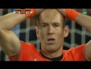 Iker Casillas выход один на один. Эпичный облом. Casillas vs Robben