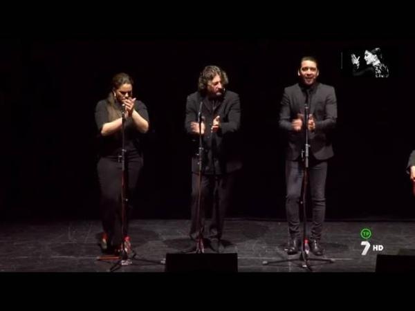 Alba Heredia - concierto en Cumbre flamenca