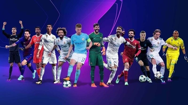 UEFA Award Winners 2018 -2019 | All Awards Winner List UEFA 2018 | UEFA Champions League 2018