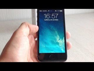 Полный обзор iPhone 5S