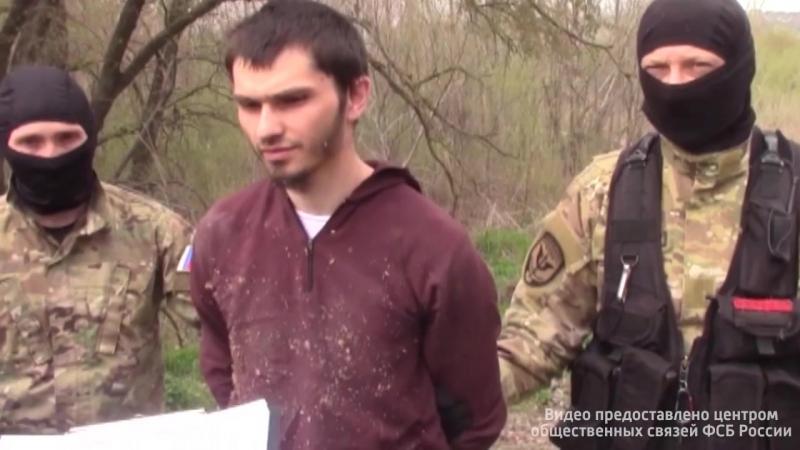 Задержаны сторонники ИГ, которые планировали совершить теракты в Ростовской области