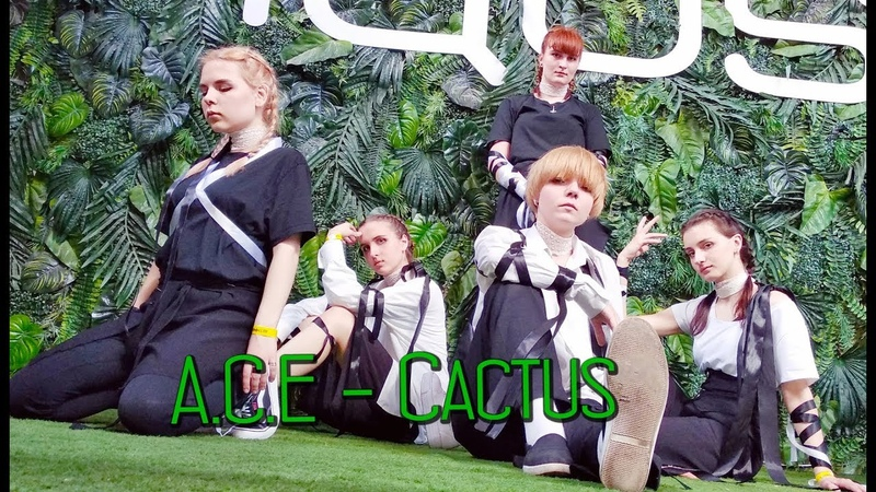A.C.E(에이스) - 선인장(CACTUS) [dance cover by YML]