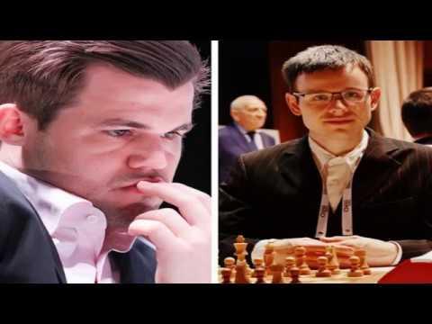 Шахматы. Карлсен-Навара: 2-й тур Мемориала Гашимова 2018