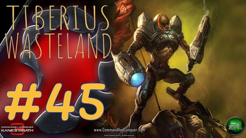 Command and conquer 3 Kane's wrath Тибериевые пустоши 45