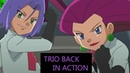 Pokemon - Black and White - Team Rocket - TRio Back in Action