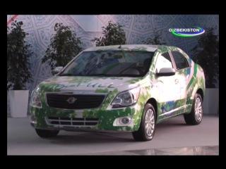 Астана Экспо 2017 - Экспозиция солнечного Узбекистана