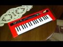 Yamaha Reface YC Demo Igor Crimean 658 3 Vintage Version!