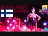 Saara Aalto - Domino - Eurovision 2018