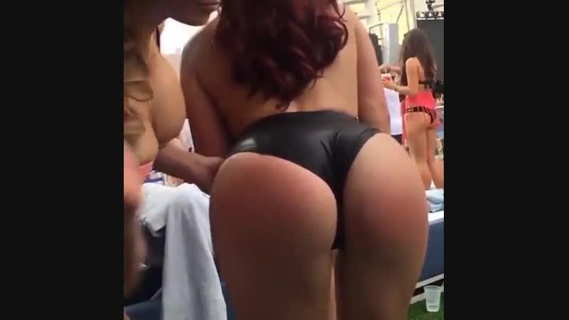 Классную попку шлепнули Не порно секс эротика 18 sex swag twerk ass booty