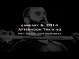 Team MDUSA Monday Afternoon Training | January 6, 2014