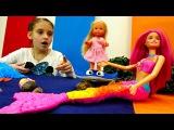 Секрет БАРБИ раскрыт! Барби Русалка и Фея 💫 Мама Штеффи СПЕЦАГЕНТ! Мультики для ...