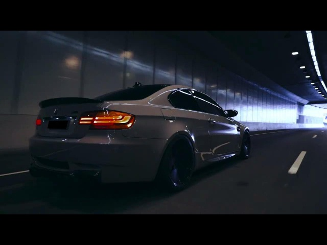 MODE Nardo Grey BMW E92 M3 V8 Donuts Featuring ARMYTRIX Exhaust!