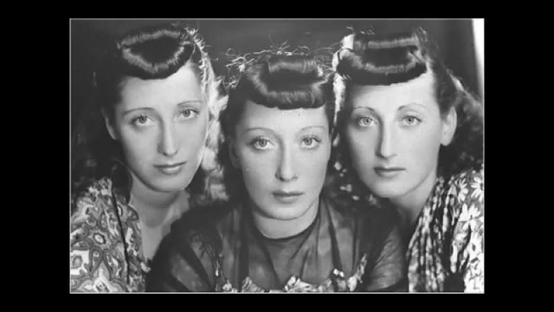 Trio Lescano Emilio Livi - Non dimenticar le mie parole