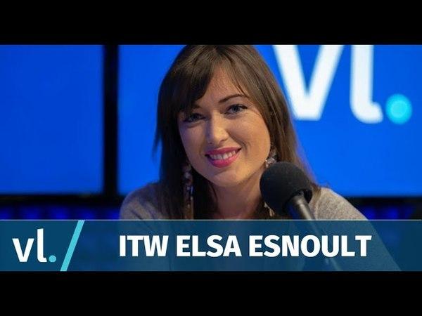 Elsa Esnoult : son 3e album, et les surprises à venir dans Les Mystères de l'Amour