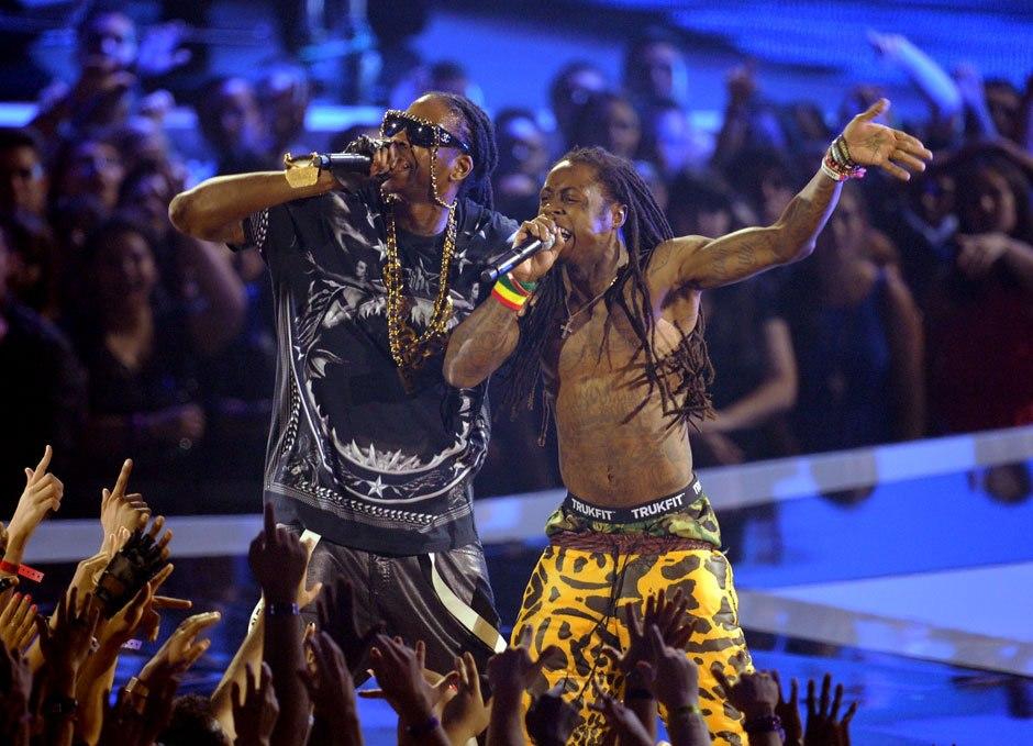 Lil Wayne работает над новым синглом Rich As F**k совместно с  2 Chainz