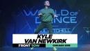 Kyle Van Newkirk | FRONTROW | World of Dance Chicago 2018 | WODCHI18 | Danceprojectfo
