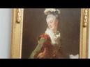 Париж Лувр Музейные экспонаты