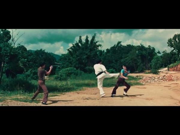 Путь дракона. Брюс Ли. Все боевые сцены. Bruce Lee Way Of A Dragon all fight scenes