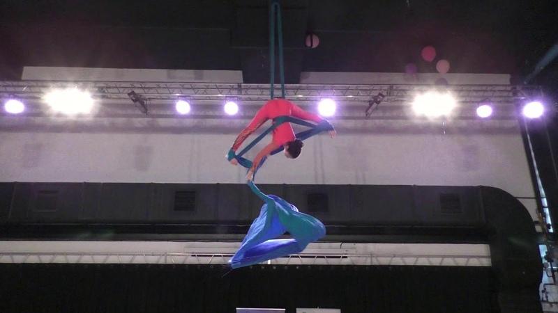 Яна Синичкина Catwalk Dance Fest pole dance aerial 30 04 18