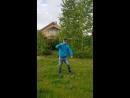 танцы на природе