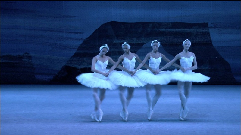 SWAN LAKE (LE LAC DES CYGNES) - Bolshoi Ballet in Cinema (Preview 1)