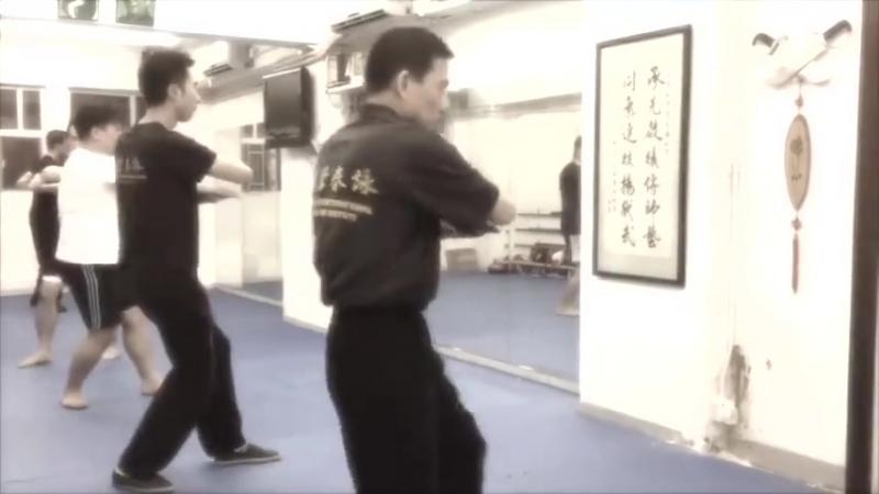 Wing Chun IWCO SiFu Donald Mak